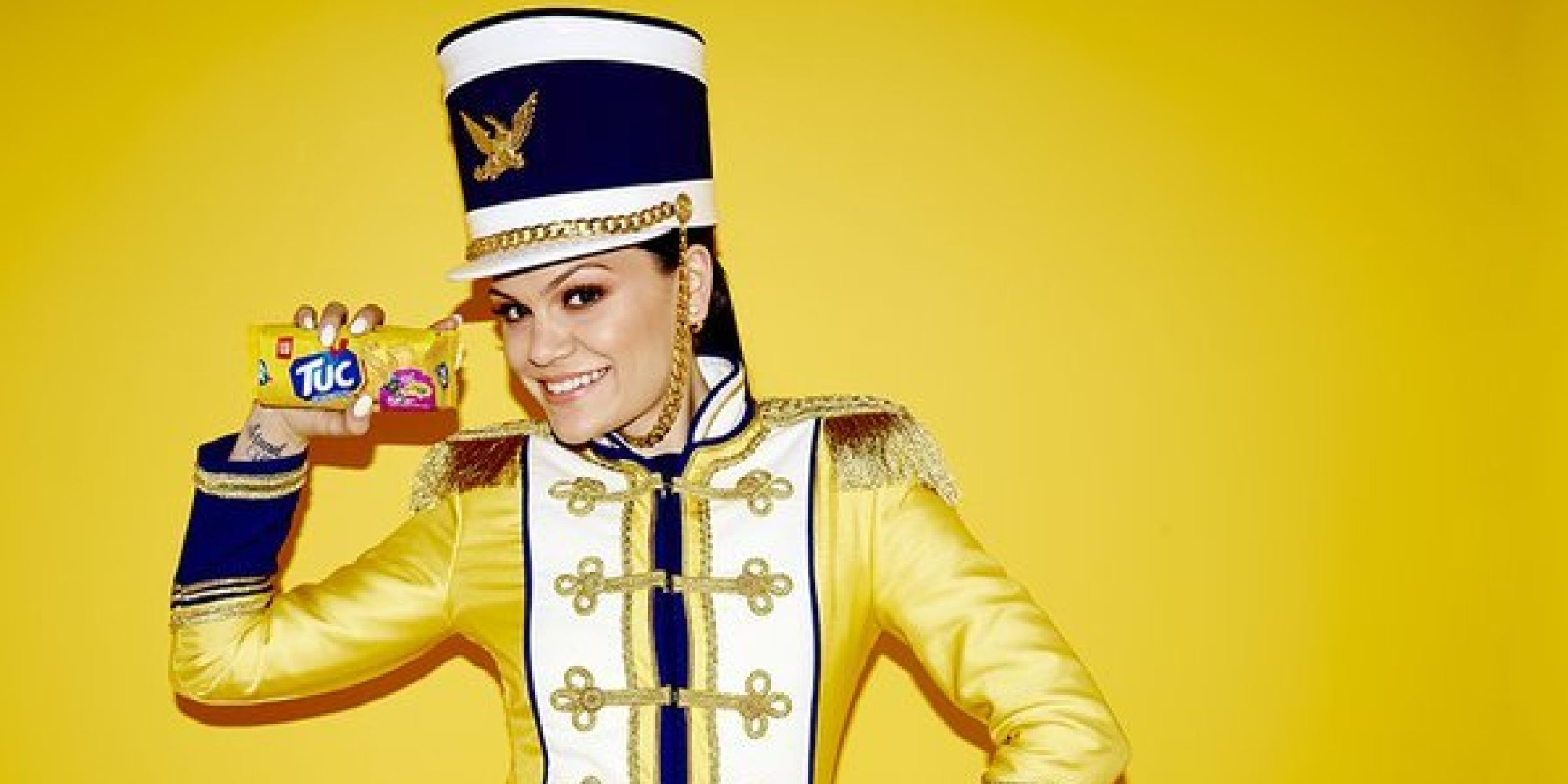 TUC FEED YOUR RHYTHM Jessie J