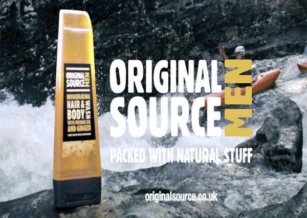 ORIGINAL SOURCE Kayak Commercial